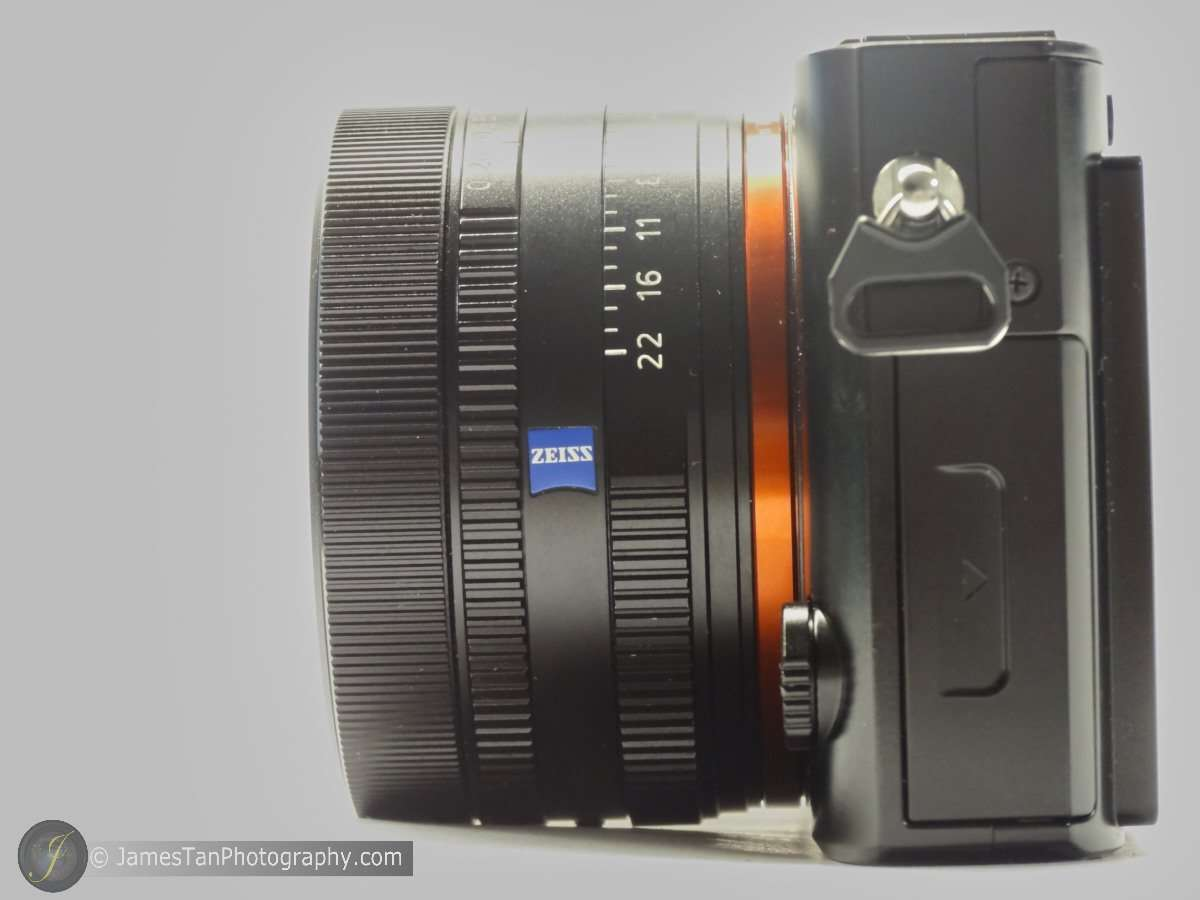 Sony RX1R with the Zeiss F2 Prime Lens